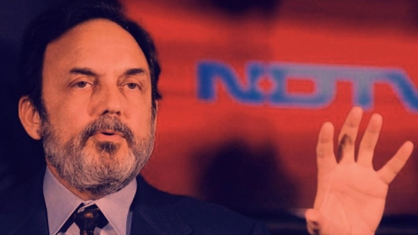Pranoy Roy, Chairman of NDTV. Image used for representation.