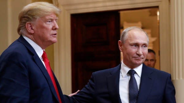 "Russian President Vladimir Putin called his first summit with US President Donald Trump a ""success""."
