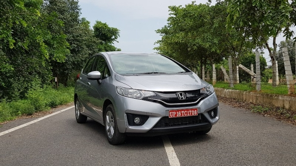 2018 Honda Jazz Facelift: Trying to Drive out of the WR-V's Shadow