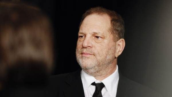 Disgraced movie mogul Harvey Weinstein.