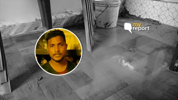 Every monsoon, Jerry Mathai is forced to drain out sewage water that floods his Chembur home.