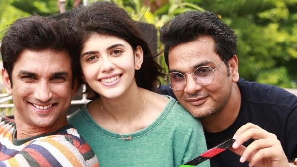 Sanjana Sanghi Denies Being Harassed by Sushant Singh Rajput