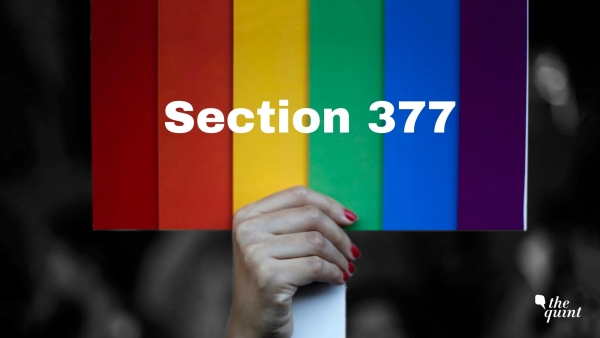 The SC will conclude hearings on constitutionality of Section 377 on Tuesday