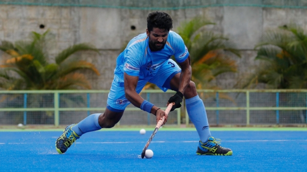 Rupinder Pal Singh says the Indian hockey team is eager to  win the gold medal at the Asian Games.