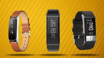 A look at the top 5 stylish fitness bands in India under Rs 5,000.