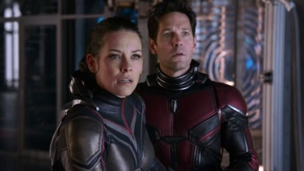 A still from <i>Ant-man and the Wasp.</i>