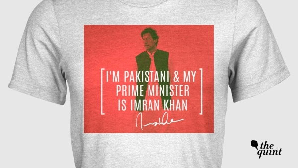 Imran Khan's appeal can be decoded from this t-shirt sold at PTI's official website.