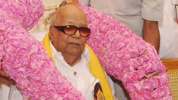 DMK President M Karunanidhi was one of the tallest leaders Tamil Nadu has seen.