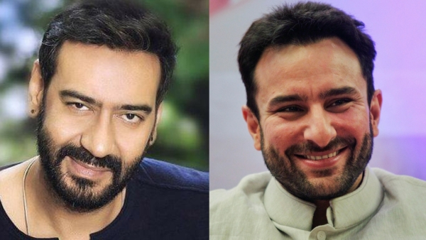 Ajay Devgn and Saif Ali Khan might join forces for <i>Taanaji</i>.