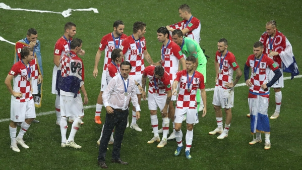 """Hold Your Heads High"": Croatia Coach Tells Team After World Cup"