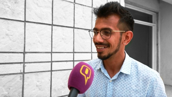 Yuzvendra Chahal spoke to The Quint after returning from his first tour to England.