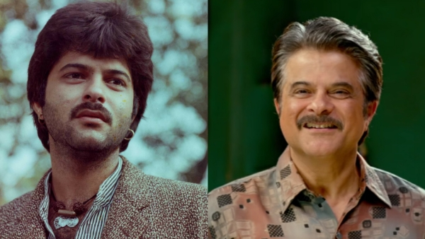 Anil Kapoor in <i>Woh Saat Din</i> and <i>Fanney Khan</i>.