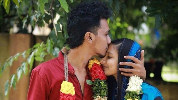 The newly married couple have reportedly been facing death threats from the Social Democratic Party of India.