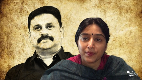 Padmapriya(right) was one of three actors who wrote to the Association of Malayalam Movie Artists (AMMA) requesting an emergency meeting on rape accused actor Dileep's (left) re-induction into the association.