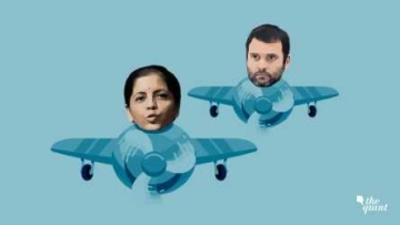 The Congress has been tailing the Defence Minister in a bid to make the price details of the Rafale deal public.