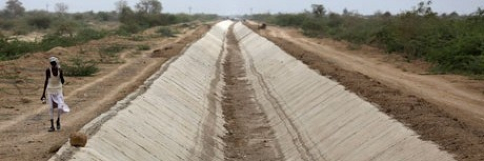 fa9b43352 The Narendra Modi government is struggling to implement a project to link  30 rivers in India