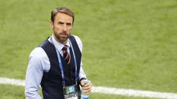 Gareth Southgate was appointed England's coach two years back.