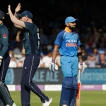 India lost to England by 86 runs at Lord's in the second ODI.