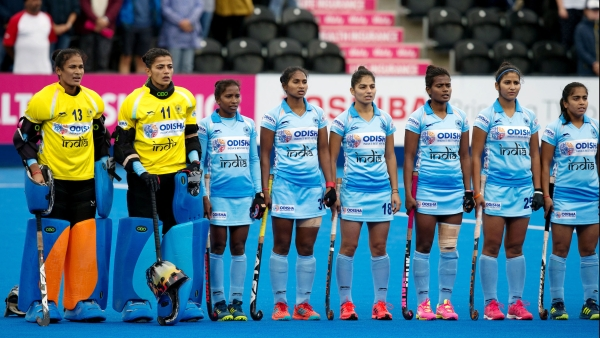 India play Italy in the crossovers match, for a place in the quarter-finals of the Women's Hockey World Cup on 31 July.