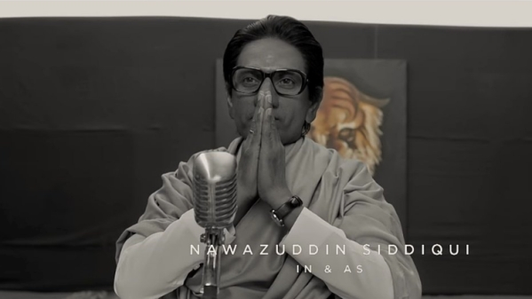 Nawazuddin Siddiqui in <i>Thackeray. </i>