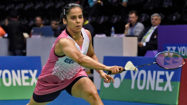 File photo of Saina Nehwal.