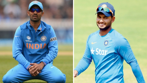 Maiden Call-up For Pant, Karthik Dropped For First Two ODIs vs WI