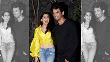 Sara Ali Khan and Sushant Singh Raj can finally heave a sigh of relief as their film <i>Kedarnath </i>is complete.
