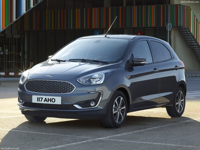The most significant upgrade expected will be the new 1.2 litre Dragon series Ti-VCT three cylinder engine on the new Figo.<i> (The car used in the photo is the Ford Ka, the car new Figo will borrow its design from. Image used for representational purpose.)</i>