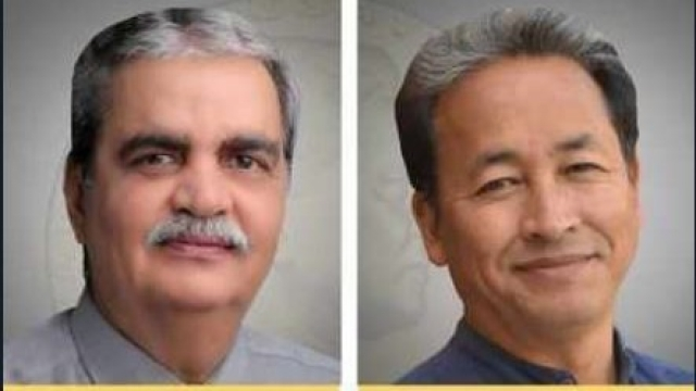 Two Indians are among this year's list of Ramon Magsaysay awardees, which is famously considered an Asian version of the Nobel Prize.