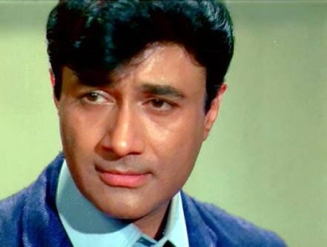 File photo of Dev Anand.