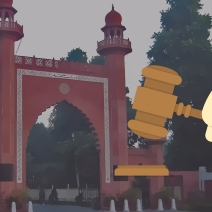 Aligarh Muslim University has claimed that since it is a minority institution it is exempted from reserving seats under the SC/ST category.