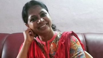 Salma, a Tamil poet and author, found her ticket to freedom when she contested the Tuvankurinchi town panchayat elections.