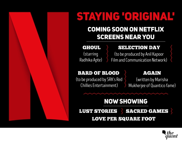 Netflix is indeed quick to adapt, and its glocal appeal is shining bright upon India.