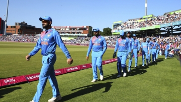 India play England in a 3 match ODI series starting Thursday in Nottingham.