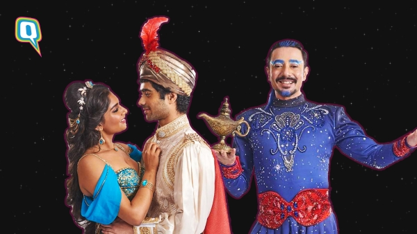 Your wish has been granted! Aladdin is back!