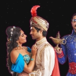 Disney's Aladdin, Genie & Jasmine Come to Life in This Musical