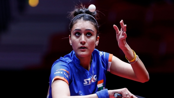 Table tennis star Manika Batra is yet to receive the cash reward promised by the Delhi government