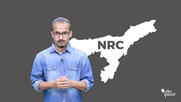 The NRC in Assam is aimed at identifying illegal migrants living in the state.