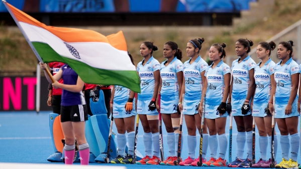 India take on USA in their third and final Pool B match on Sunday.
