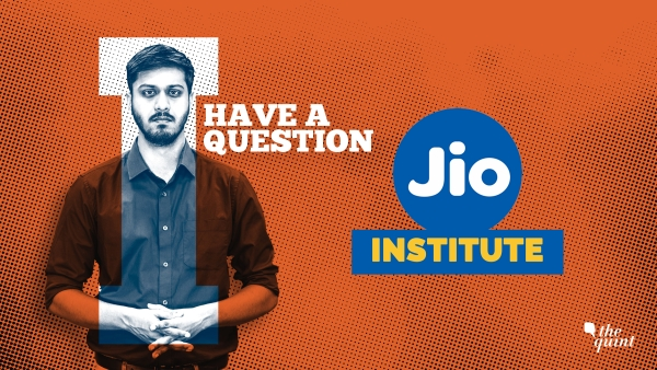 It's not just Jio Institute, the entire selection process of 'Institutes of Eminence' was clearly flawed.