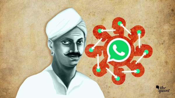 Mangal Pandey and WhatsApp forwards. What's the connection?