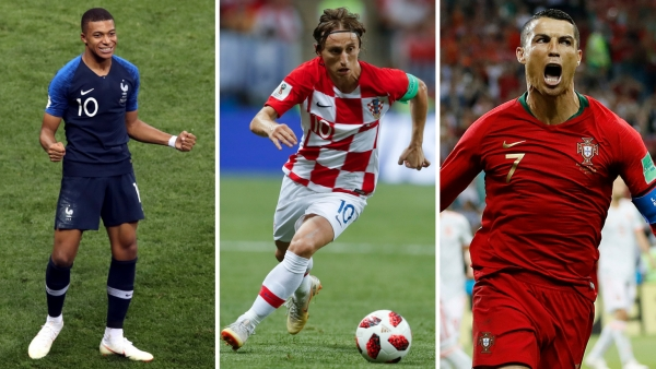 The Quint's FIFA World Cup XI Features Mbappe, Modric and Ronaldo