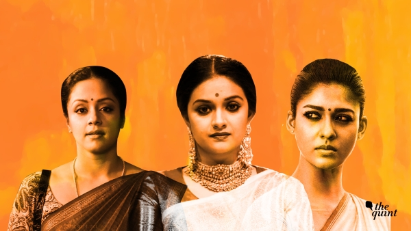 There's been a steady rise in women-centric films over the last years, with Nayanthara and Jyothika leading the way.