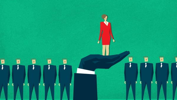 Why We Aren't Bridging Gender Gap at Work – Because it Suits Men