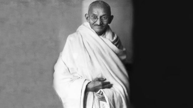 Gandhi said he never listened to radio or watched cinema.
