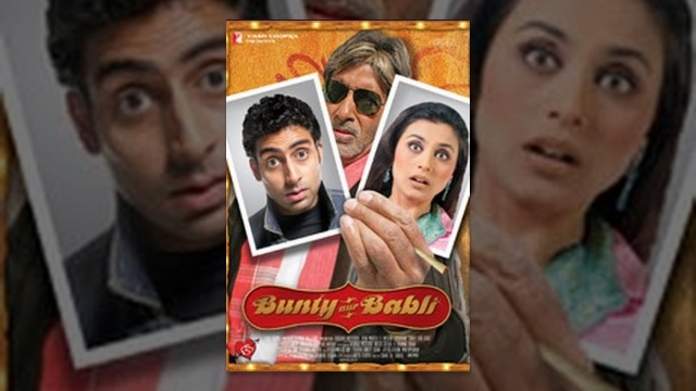 'Bunty aur Babli' showed that even con people could be liked and by audiences.