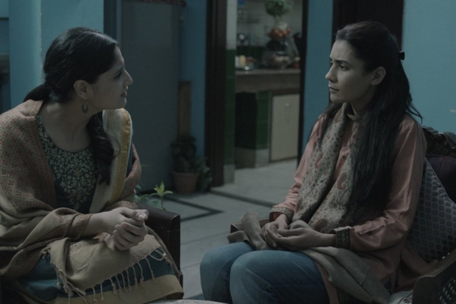 A still from <i>Soni.</i>