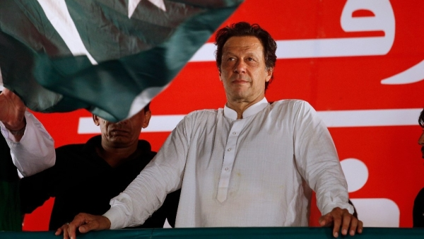 PTI chief Imran Khan won the 2018 general elections. Image used for representational purpose.