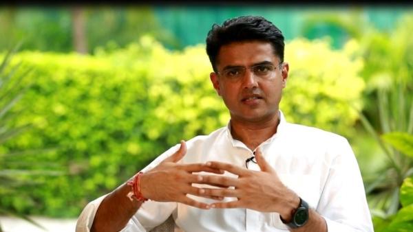 Sachin Pilot, Congress State President, Rajasthan.