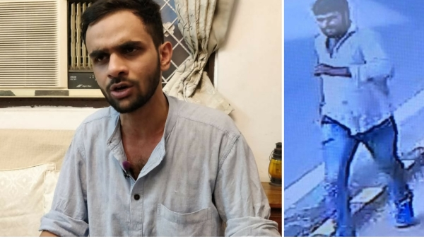 JNUSU, JNUTA Condemn Attack on Umar Khalid; Gunman Caught on CCTV